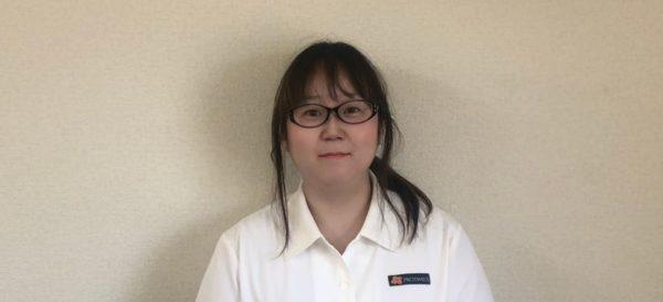サポート事務 大園 亜矢乃