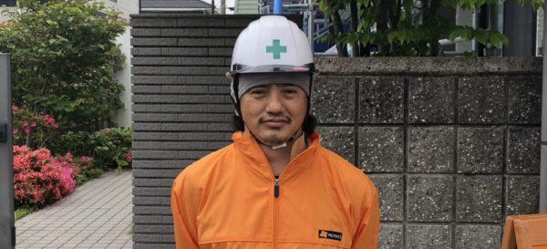 職長 片山 義太郎
